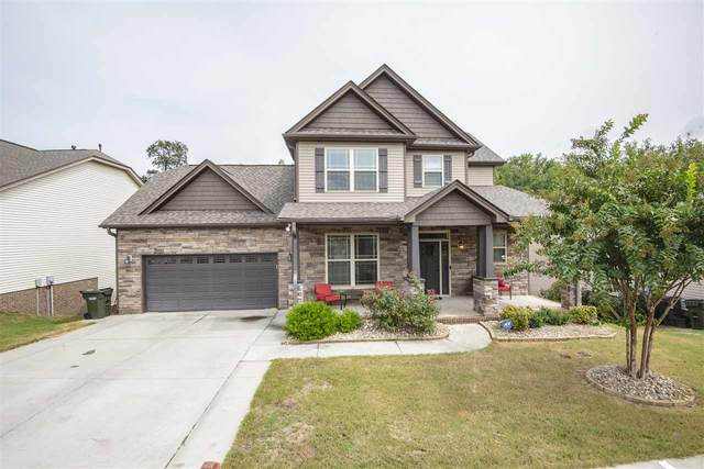 636 Chartwell Dr, Greer, SC 29650 (#274967) :: DeYoung & Company