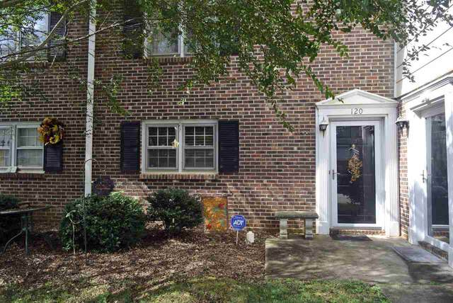120 Fernridge Drive, Spartanburg, SC 29307 (#275016) :: DeYoung & Company