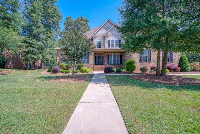 295 N Griffin Mill Ct, Spartanburg, SC 29307 (#275062) :: DeYoung & Company