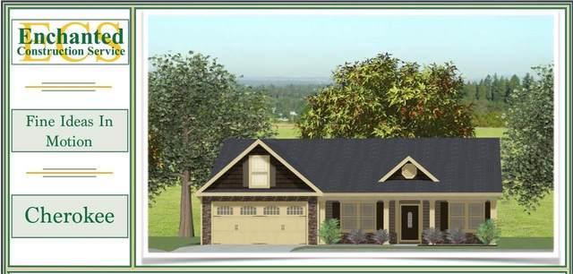 135 Thorn Creek Dr, Gaffney, SC 29341 (#275109) :: DeYoung & Company