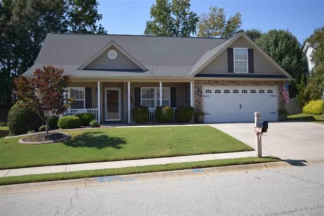 863 Vandenburg Drive, Boiling Springs, SC 29316 (#275114) :: Expert Real Estate Team