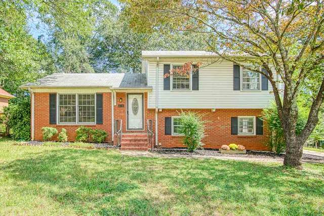 216 Yorkshire Dr, Spartanburg, SC 29301 (#275123) :: Expert Real Estate Team