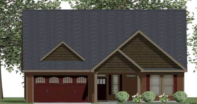 409 Grantleigh Drive Lot 36, Simpsonville, SC 29680 (#275125) :: DeYoung & Company