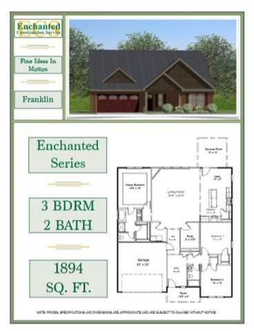 130 Thorn Creek Dr, Gaffney, SC 29341 (#275159) :: DeYoung & Company