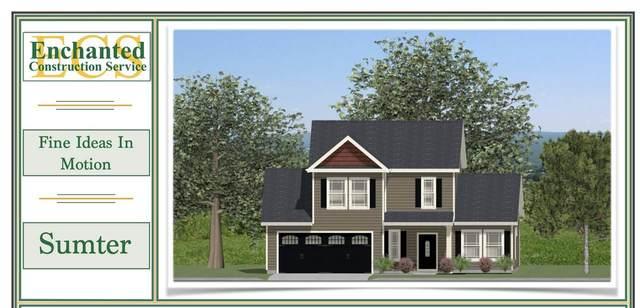 139 Thorn Creek Dr, Gaffney, SC 29341 (#275161) :: DeYoung & Company