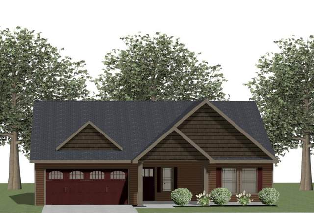 475 Silver Thorne Dr - Lot 20, Wellford, SC 29385 (#275182) :: DeYoung & Company