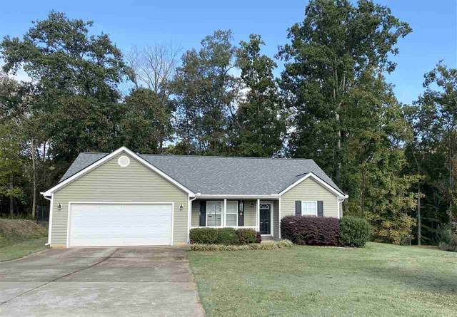 813 Looking Glass Court, Duncan, SC 29334 (#275391) :: DeYoung & Company