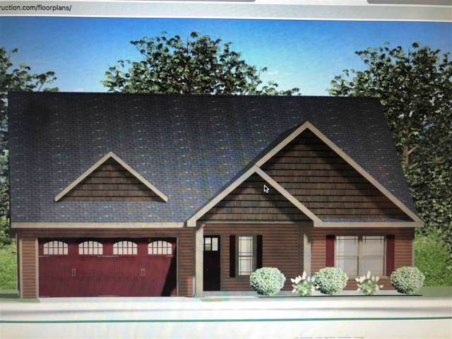 452 S Ackworth Lane Lot 40, Spartanburg, SC 29301 (#275401) :: DeYoung & Company