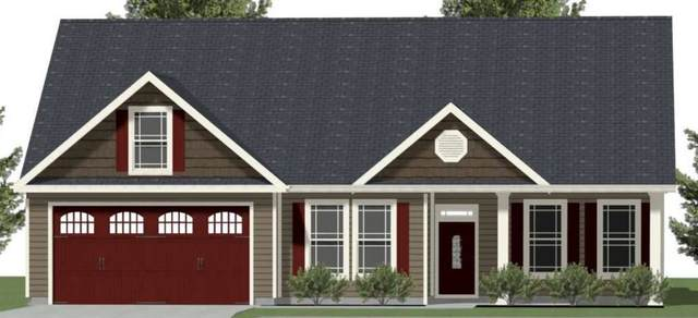 410 Grantleigh Drive Lot 33, Simpsonville, SC 29680 (#275422) :: DeYoung & Company