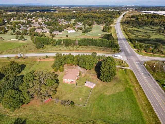 3501 Highway 417, Woodruff, SC 29388 (#275454) :: DeYoung & Company