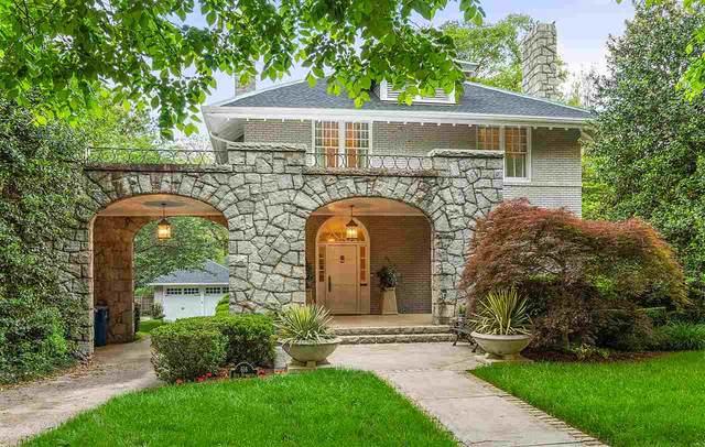 616 Otis Boulevard, Spartanburg, SC 29302 (#275486) :: Expert Real Estate Team