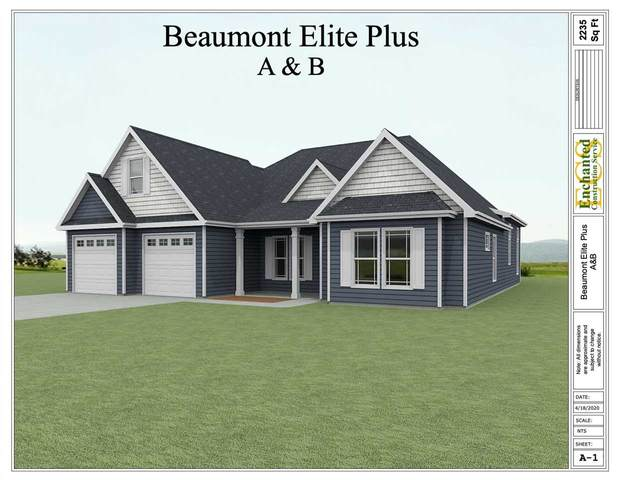 621 Bruce Harbor View Lane Lot 22, Lyman, SC 29365 (#275627) :: Expert Real Estate Team