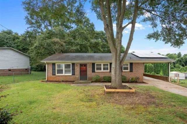 311 Scenic Drive, Greer, SC 29651 (#275673) :: Rupesh Patel Home Selling Team
