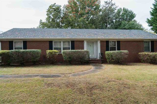 409 Butler Springs Road, Greenville, SC 29615 (#275685) :: Rupesh Patel Home Selling Team