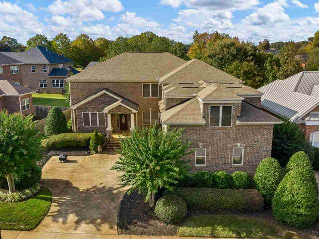 17 Ruby Lake Lane, Simpsonville, SC 29681 (#275692) :: Rupesh Patel Home Selling Team