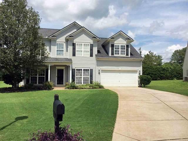 429 N Musgrove Lane, Duncan, SC 29334 (#275713) :: Rupesh Patel Home Selling Team