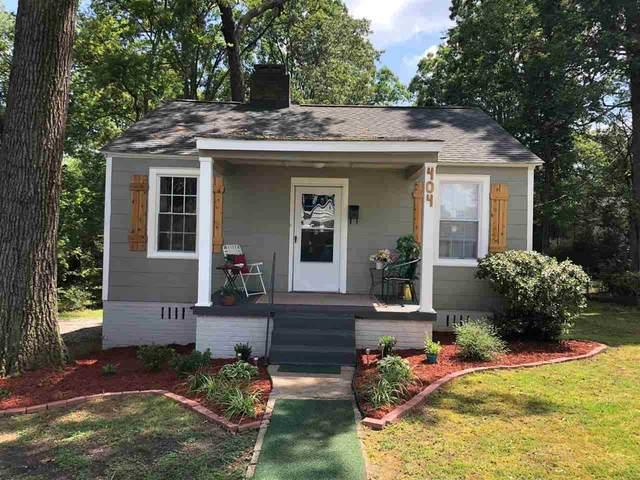 404 Gentry St., Spartanburg, SC 29303 (#275725) :: Rupesh Patel Home Selling Team
