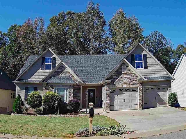 452 Risen Star Drive, Boiling Springs, SC 29316 (#275740) :: DeYoung & Company