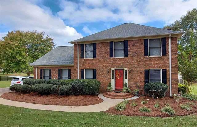 604 Pleasant Point, Spartanburg, SC 29301 (#275742) :: DeYoung & Company