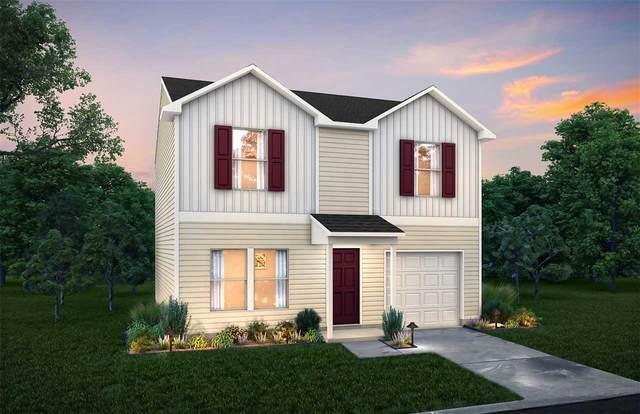 501 Wagon Trail, Duncan, SC 29334 (#275767) :: Expert Real Estate Team