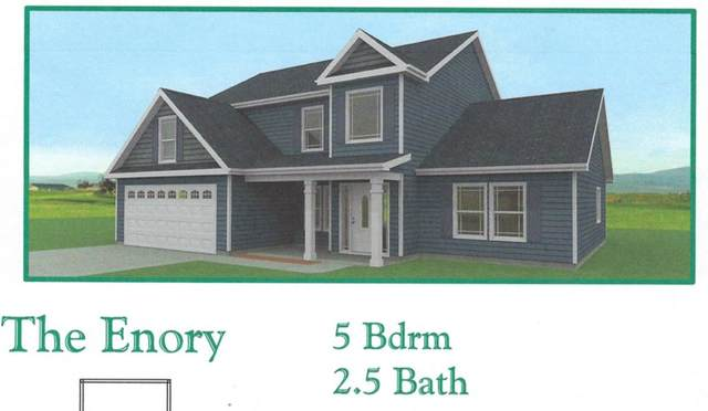 476 S Ackworth Lane Lot 36, Spartanburg, SC 29301 (#275815) :: DeYoung & Company