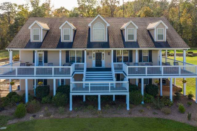 131 Red Turner Road, Landrum, SC 29356 (#275895) :: Rupesh Patel Home Selling Team | eXp Realty