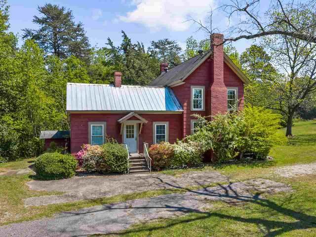 12932 E Wade Hampton Blvd, Duncan, SC 29334 (#275982) :: Expert Real Estate Team