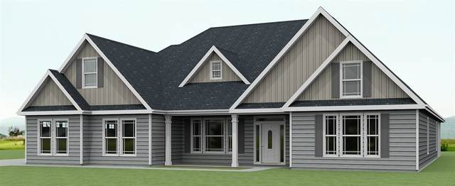 136 Weatherly Road Lot 8, Inman, SC 29349 (#276081) :: DeYoung & Company