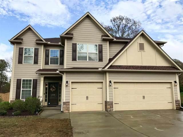 209 Moonstone Ln, Duncan, SC 29334 (#276089) :: Expert Real Estate Team