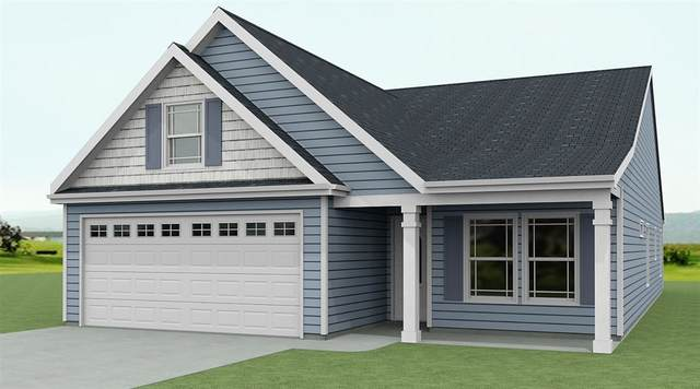 1665 Hannon Road Lot 7, Inman, SC 29349 (#276119) :: Rupesh Patel Home Selling Team | eXp Realty