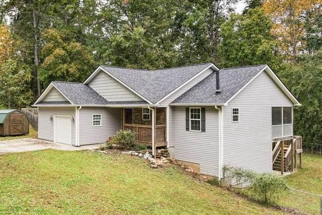 135 Acorn Drive, Landrum, SC 29356 (#276158) :: Rupesh Patel Home Selling Team | eXp Realty