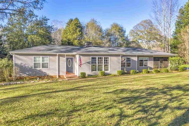 3330 Robin Hood Drive, Spartanburg, SC 29302 (#276180) :: Expert Real Estate Team