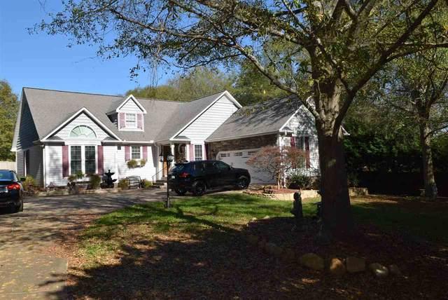 4445 Bible Church Road, Boiling Springs, SC 29316 (#276181) :: Expert Real Estate Team