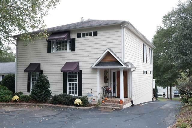 469 Coggins Shore Road, Inman, SC 29349 (#276195) :: Rupesh Patel Home Selling Team | eXp Realty