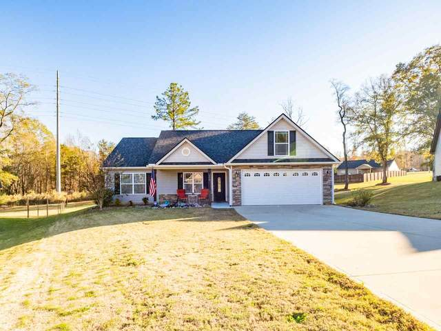 116 Grace Watson Trail, Wellford, SC 29385 (#276258) :: Expert Real Estate Team