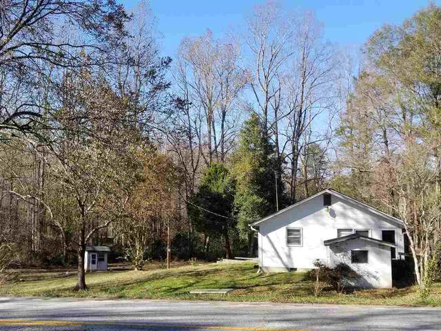 314 Highway 14 West, Landrum, SC 29356 (#276297) :: Rupesh Patel Home Selling Team | eXp Realty
