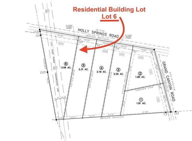 2275 Holly Springs Rd, Inman, SC 29349 (#276313) :: DeYoung & Company