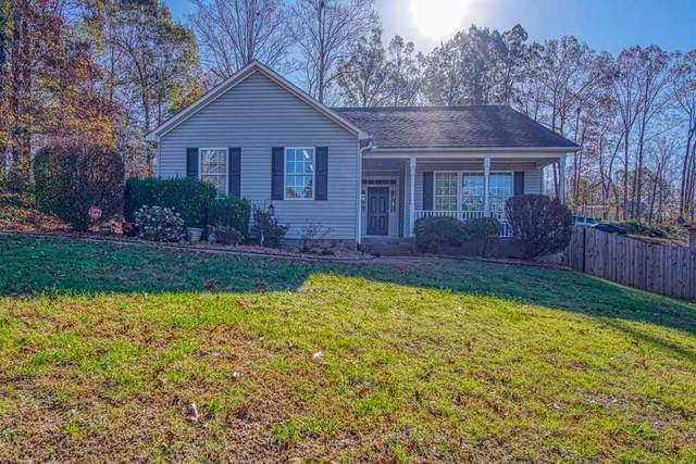 127 Post Oak Road, Duncan, SC 29334 (#276330) :: Expert Real Estate Team