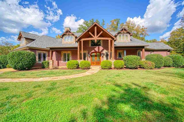751 Holland Ford Road, Pelzer, SC 29669 (#276339) :: Rupesh Patel Home Selling Team | eXp Realty