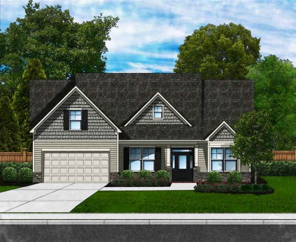 127 Braemar Knoll Dr., Greer, SC 29651 (#276343) :: Expert Real Estate Team