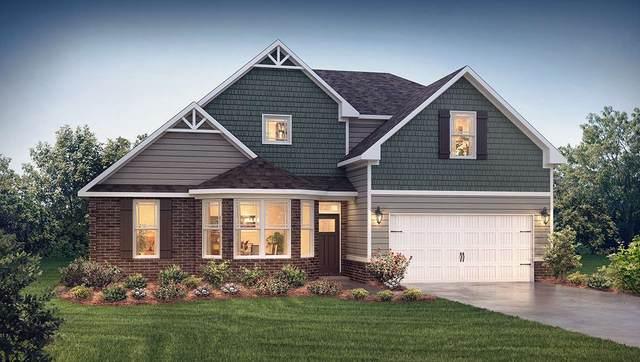 480 Fox Run Trail, Woodruff, SC 29388 (#276358) :: Rupesh Patel Home Selling Team | eXp Realty