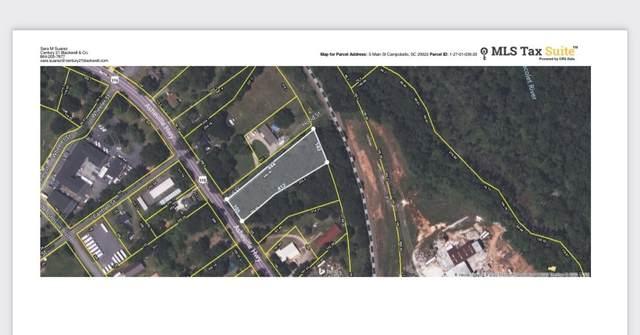 00 S Main Street, Campobello, SC 29322 (MLS #276374) :: Prime Realty