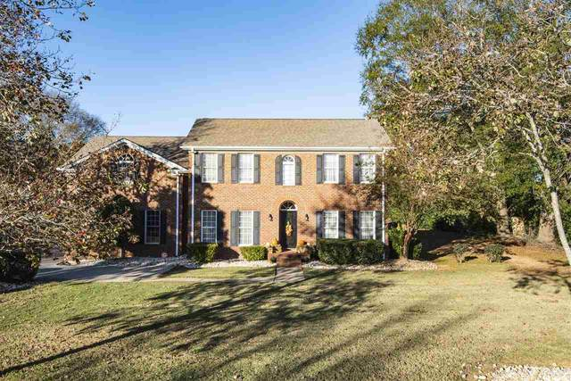 278 Creekridge Dr, Spartanburg, SC 29301 (#276377) :: DeYoung & Company