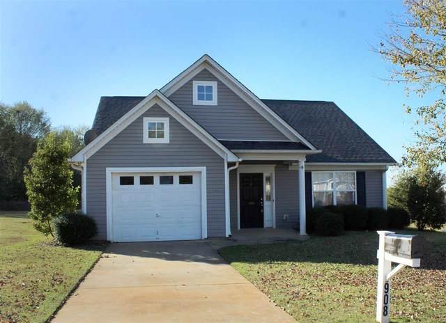 908 Begonia Terr, Moore, SC 29369 (#276423) :: Expert Real Estate Team