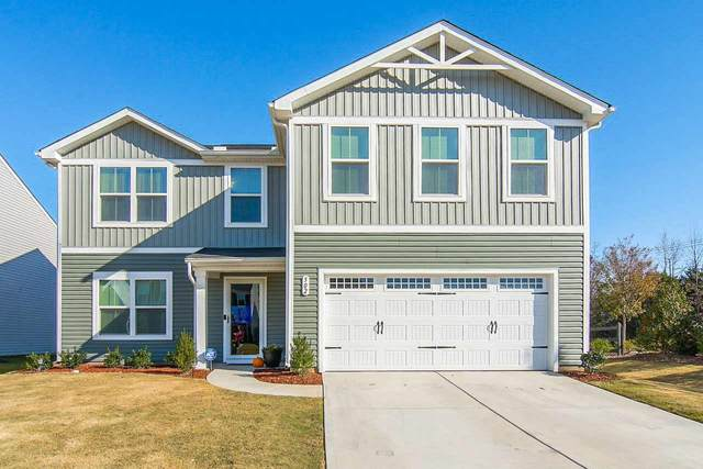 502 Heavenly Days Street, Inman, SC 29349 (#276430) :: Rupesh Patel Home Selling Team | eXp Realty