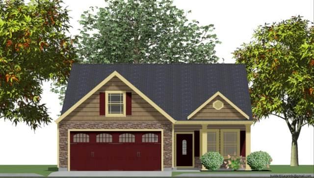 361 Timberwood Drive Lot 2, Woodruff, SC 29388 (#276549) :: Expert Real Estate Team