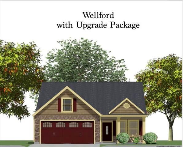 392 Timberwood Drive Lot 88, Woodruff, SC 29388 (#276561) :: Rupesh Patel Home Selling Team | eXp Realty