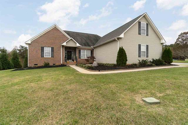 618 Mandeville Drive, Boiling Springs, SC 29316 (#276580) :: Rupesh Patel Home Selling Team | eXp Realty