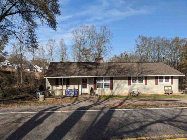 117 W Pine St, Duncan, SC 29334 (#276804) :: Rupesh Patel Home Selling Team | eXp Realty