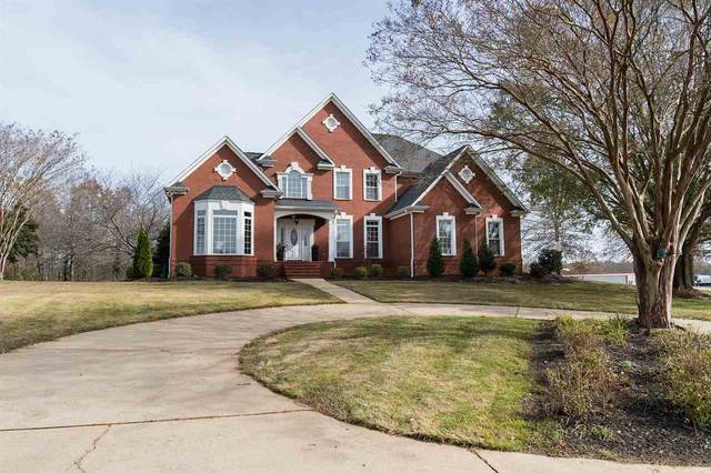 400 Lewis Road, Chesnee, SC 29323 (#276820) :: DeYoung & Company